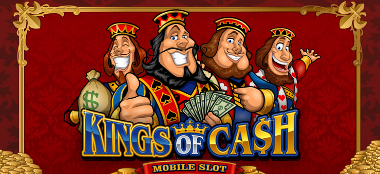 Check out new Kings of Clash Mobile slot